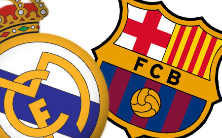 real madrid vs barcelona. Real Madrid vs Barcelona